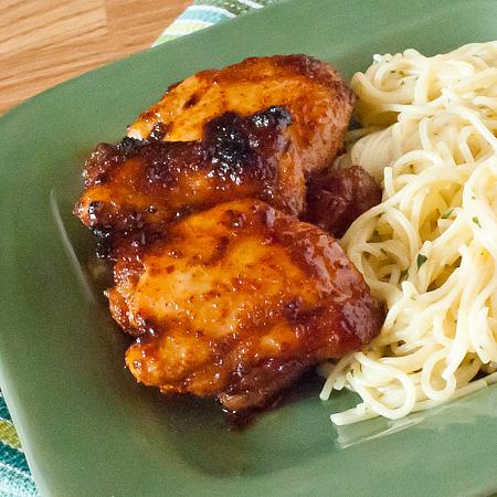 Spicy Honey Chicken Recipe — Dishmaps