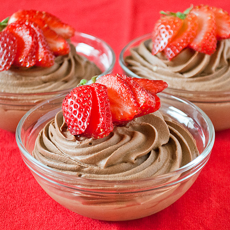 Real Chocolate Mousse Recipes — Dishmaps