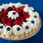 Five Minute Patriotic Pie   realmomkitchen.com