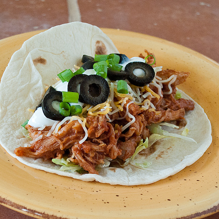Slow Cooker Mexican Pulled Pork | Real Mom Kitchen