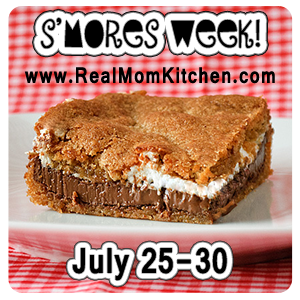 Easy S'mores Cookies | realmomkitchen.com
