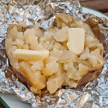 Crock Pot Baked Potatoes | Real Mom Kitchen