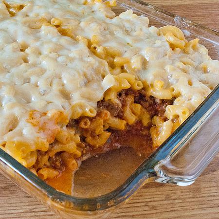 Mac and Cheese Lasagna | Real Mom Kitchen