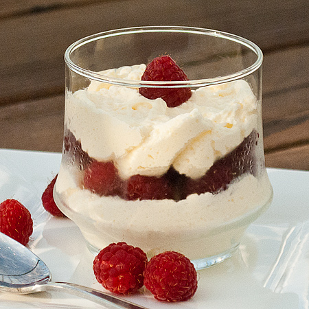 White Chocolate Mousse Images & Pictures - Becuo