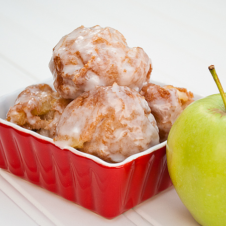 Apple Fritters | realmomkitchen.com