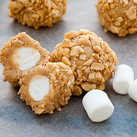 Fluffer-Nutter-Bites