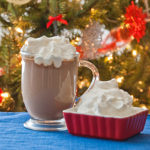 Sweet Slow Cooker Hot Chocolate | realmomkitchen.com