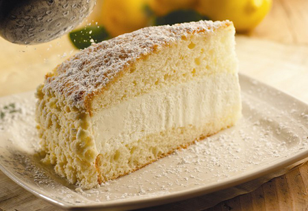 Olive Garden Lemon Cream Cake Top Secret Recipes