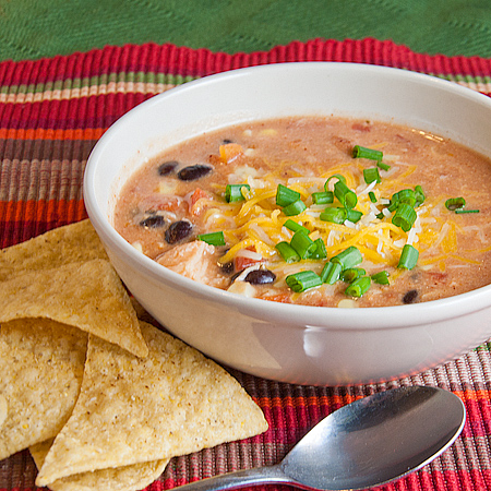 Moe chicken enchilada soup recipe
