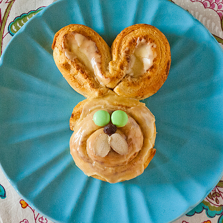 Easter Bunny Buns   realmomkitchen.com
