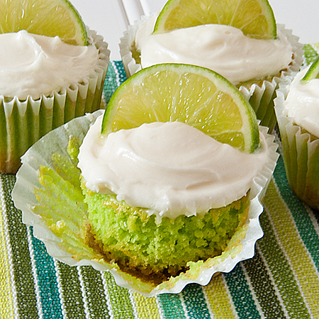 Key Lime Cupcakes | Real Mom Kitchen