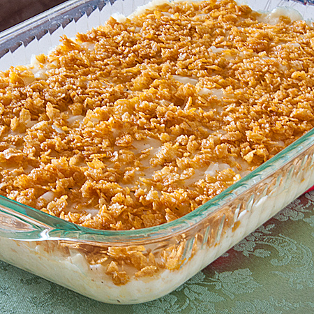 Recipes for funeral potatoes