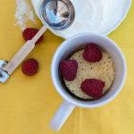 Lemon Cake Mix in a Mug | realmomkitchen.com