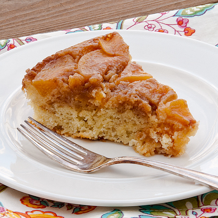 peach coffee cake coffee cake real kitchen 6402
