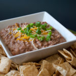 Refried Beans-450