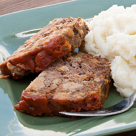 Saucy Meatloaf | Real Mom Kitchen