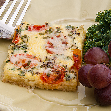 pan share rimmed sheet pan crab quiche slice put your pie pan sheet ...