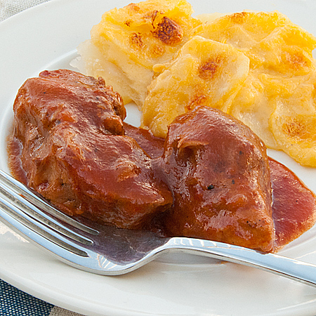 BBQ Ribs in the Slow Cooker | Real Mom Kitchen