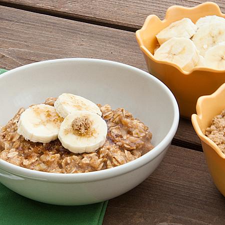 Banana Bread Oatmeal | Real Mom Kitchen