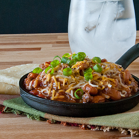 beef and bean taco skillet ingredients 1 lb ground beef 1 pkt taco ...