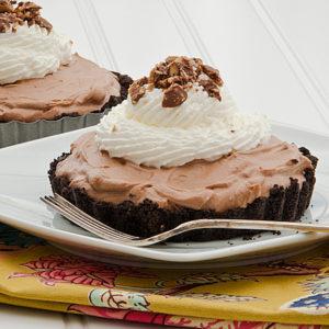Mini No-Bake Nutella Cheesecakes | Real Mom Kitchen