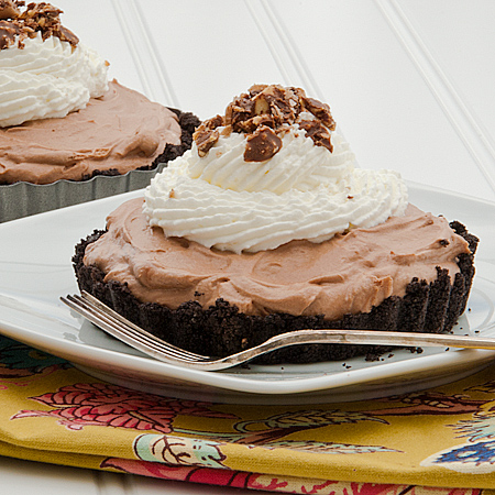 This No-Bake Nutella Cheesecake is easy enough for cheesecake ...