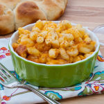 Slow Cooker Mac and Cheese | realmomkitchen.com