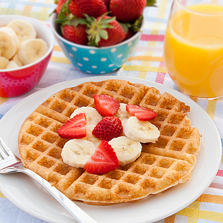 Fab Five Other Breakfasts for Mom