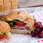 Ham and Cheese Picnic Sandwiches | realmomkitchen.com