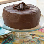 The Perfect Chocolate Cake | realmomkitchenc.om