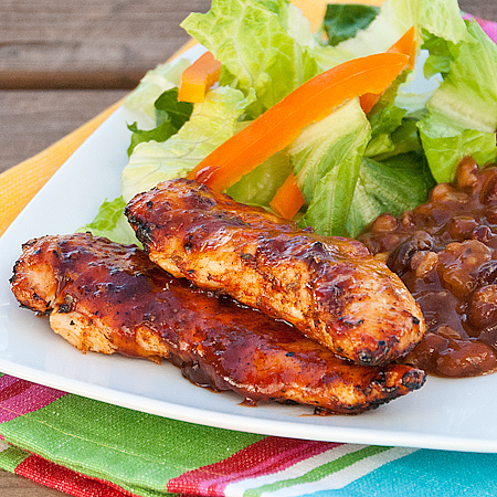 Taco-Spiced Grilled Chicken | Real Mom Kitchen