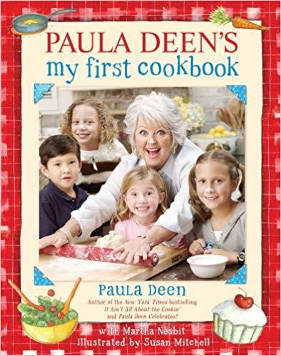 Paula Deen's My First Cookbook   realmomkitchen.com