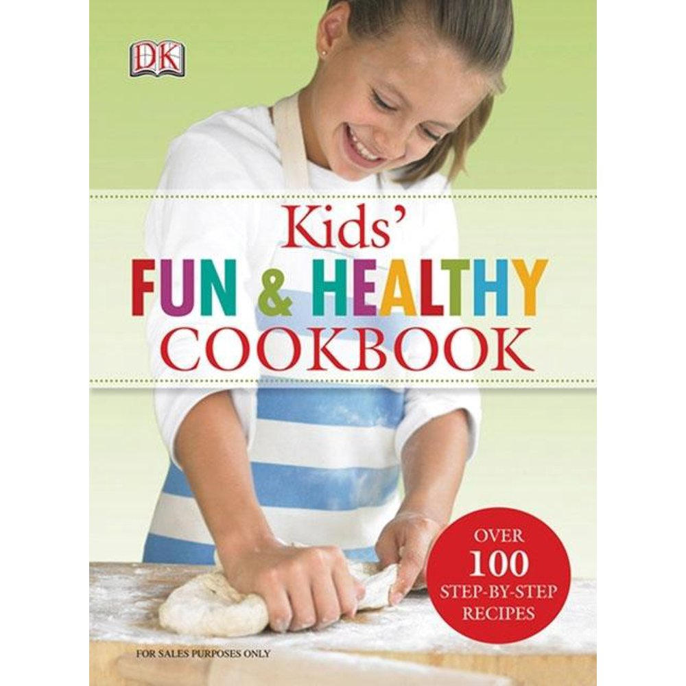 Kids' Fun and Healthy Cookbook | realmomkitchen.com