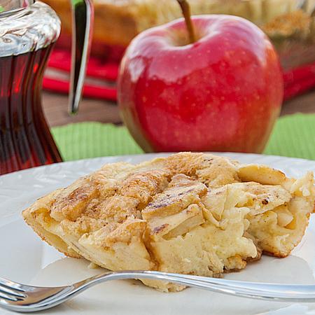 German APple Pancakes | realmomkitchen.com