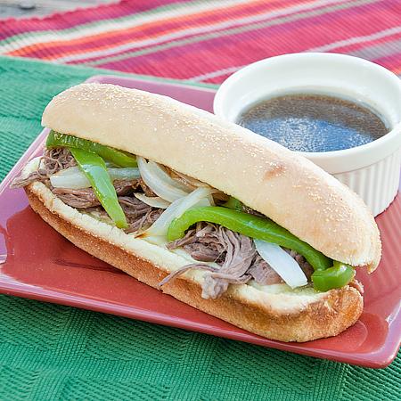Flashback Friday – French Dip Sandwiches
