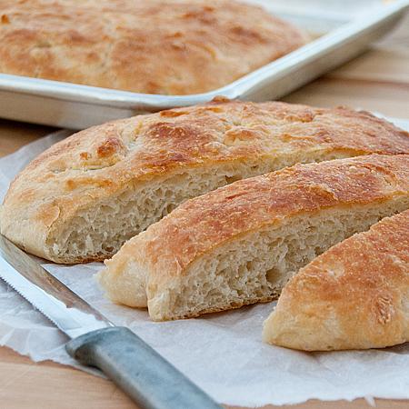 Flashback Friday – Easy Peasant Bread