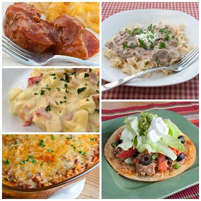Meal Plan Monday  - Week 8 | realmomkitchen.com