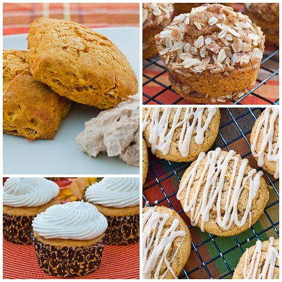 Round Up of 25 Pumpkin Recipes | realmomkitchen.com