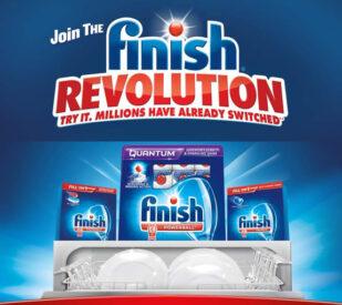 Finish Sticky Dish Challenge | realmomkitchen.com