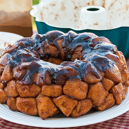 Apple Butter Monkey Bread