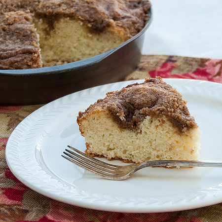 Streusel Coffee Cake | Real Mom Kitchen