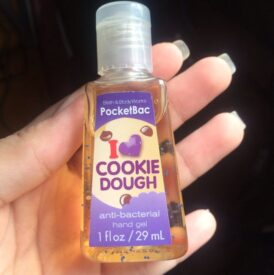 Bath & Body Works Cookie Dough Hand Sanitizer | realmomkitchen.com