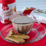 Biscoff Hot Chocolate