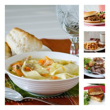 RMK week 18 meal plan