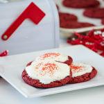 Red Velvet Cookies | realmomkitchen.com