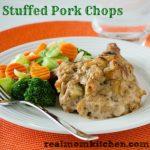 Stuffed Pork Chops | realmomkitchen.com