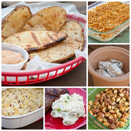 20 Potato recipes | realmomkitchen.com
