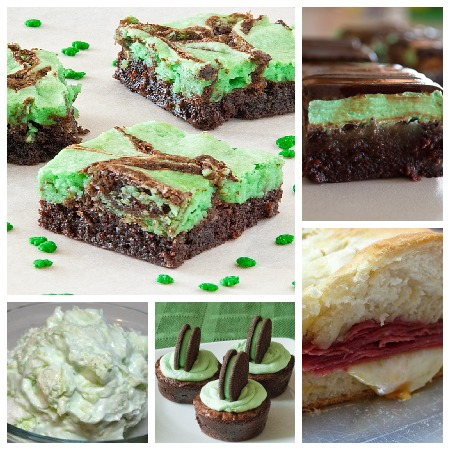 St. Patrick's Day Recipes | realmomkitchen.com