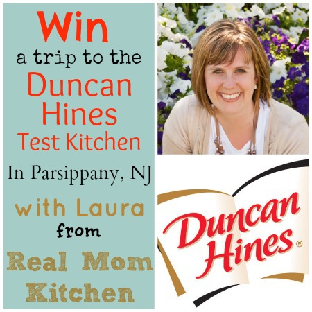 duncan hines giveaway button