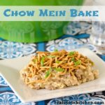 Chow Mein Bake | realmomkitchen.com